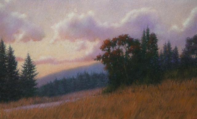 Sunset on the Hoback Basin