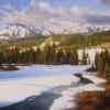 Winter on the Beaver Pond