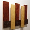 Padauk, Yellowheart, Wenge