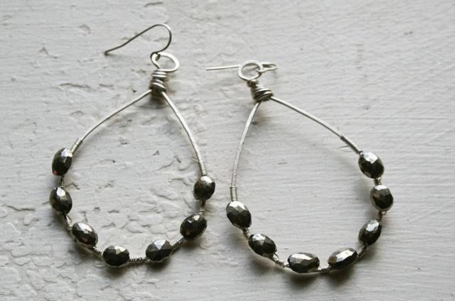 Foolish Heart Earrings