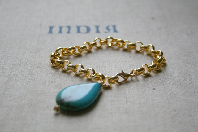 st tropez bracelet as seen in oct issue of southern living magazine