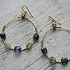 Summer of Love earrings