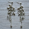Winter Wedding Earring