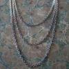 Black Horse Necklace