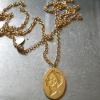 Roman Cameo Necklace