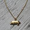 Lil Piggy Necklace