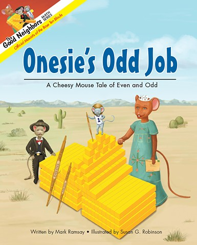 The Good Neighbors Series: Onesie's Odd Job