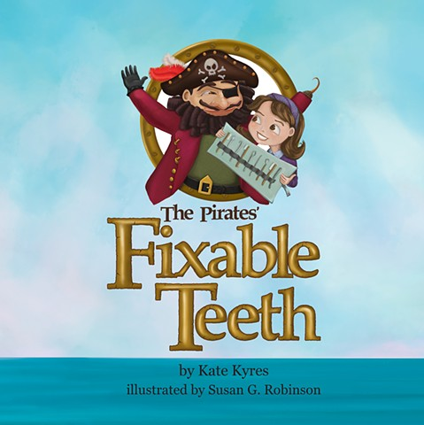 The Pirates' Fixable Teeth