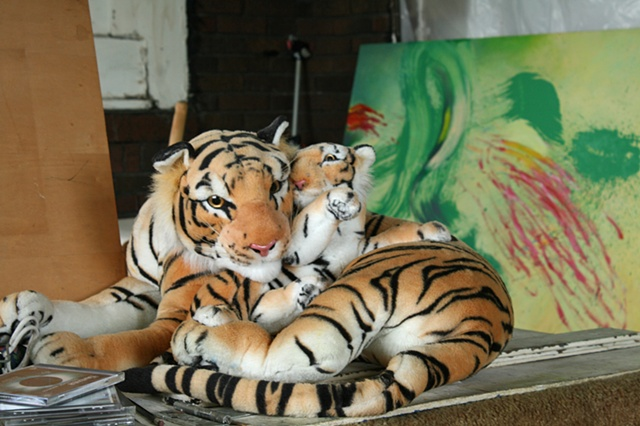 Tigers and  Dragon