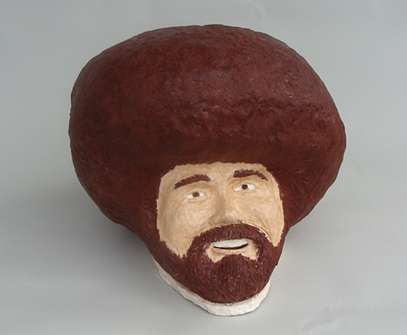 The Joy (Bob Ross Cookie Jar)
