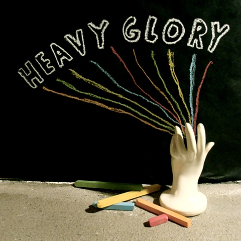 Front Album Cover photo for Heavy Glory
