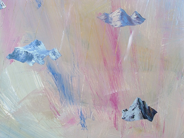 A Mystic's Mountains (detail)