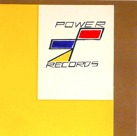 POWER RECORDS SPLIT 7 INCH SINGLES