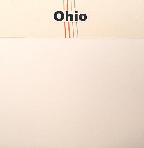 """ohio / build you up split 7"""" eau records"""