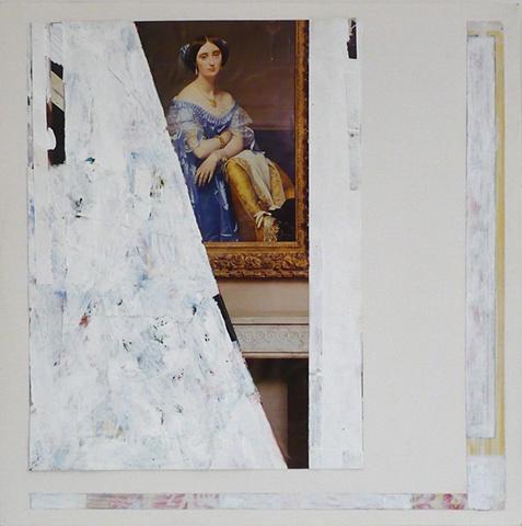 LP Collage Ingres