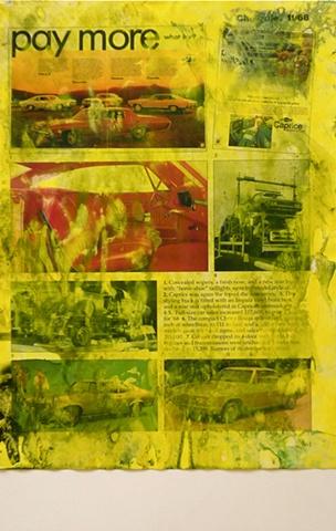 Chevy / Yellow