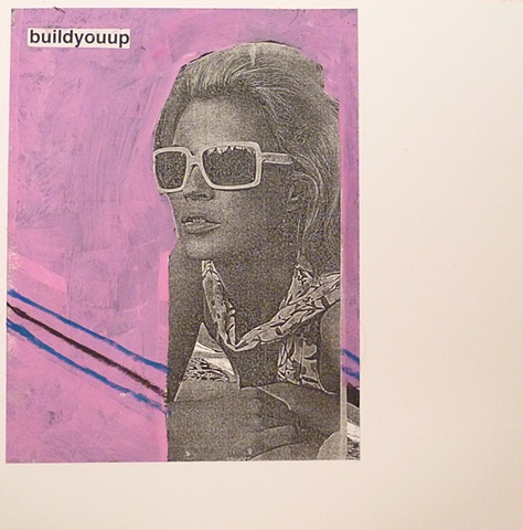 "ohio / build you up split 7"" eau records"