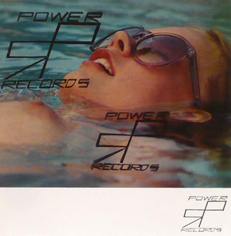 POWER RECORDS SPLIT 7 INCH SINGLES