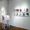 Installation Shot, Light Of Day. William Busta Gallery. Cleveland, Ohio