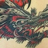 black &amp; red dragon