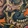 mariachi skull