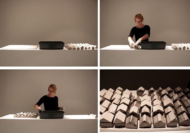 Kathleen Rabe Ceramics Major/Sophomore 2012