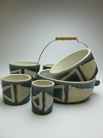 Timmy Wolfe Ceramics 1 2013