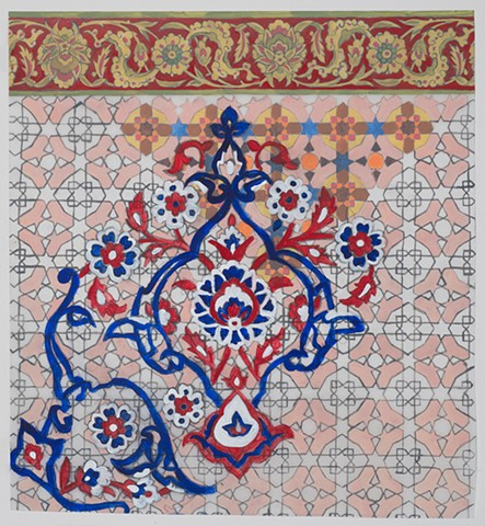 Arab art and design, Islamic art