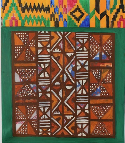 Ghanaian and Malian design and art