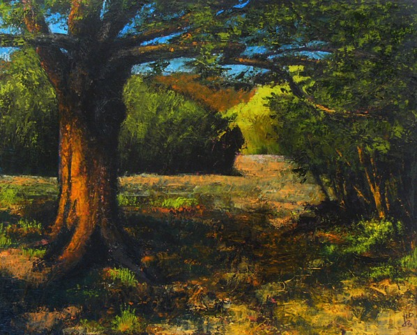 Twilight Oak - SOLD