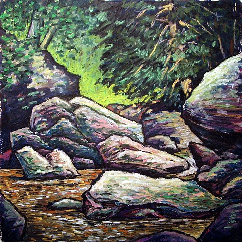Sunlit Creek - SOLD