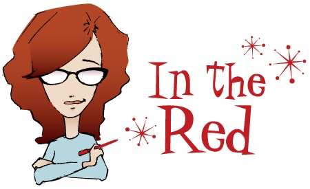 In the Red Illustration of Rebecca