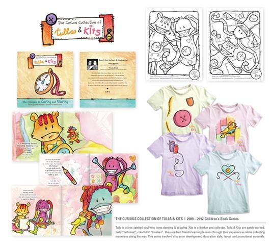 2009 – 2012 Children's Book Series