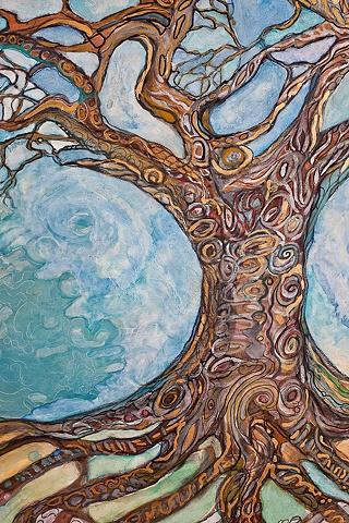Tree of Life (detail)