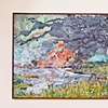 Marsh Fire (alternate view)
