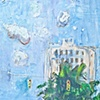 Sometimes There's a Strange Light Emanating from the Francis Marion Hotel (detail)