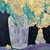 Yellow Roses (detail)