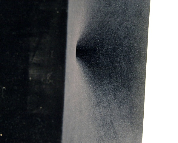 Deep Black Hole (side view)