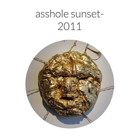 asshole sunset- 2011