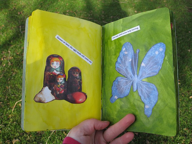 The Sketchbook Project, 2012