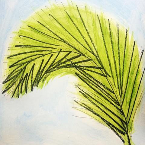 palm frond 2015