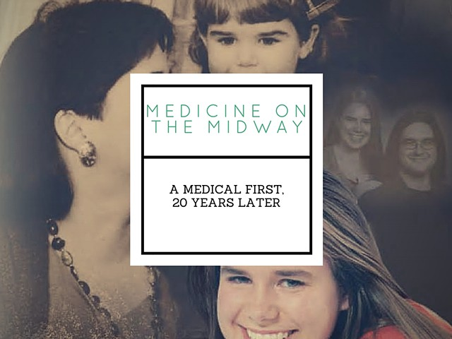 A Medical First, 20 Years Later