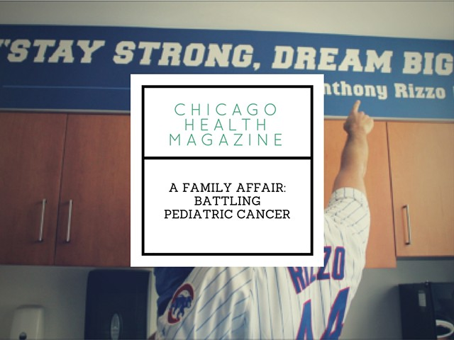 A Family Affair: Battling Pediatric Cancer
