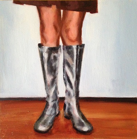 Girl in Boots