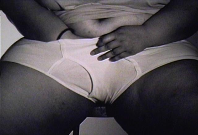 Bolex Study #1: A Call and Response with Warhol's Blow Job (still #1)