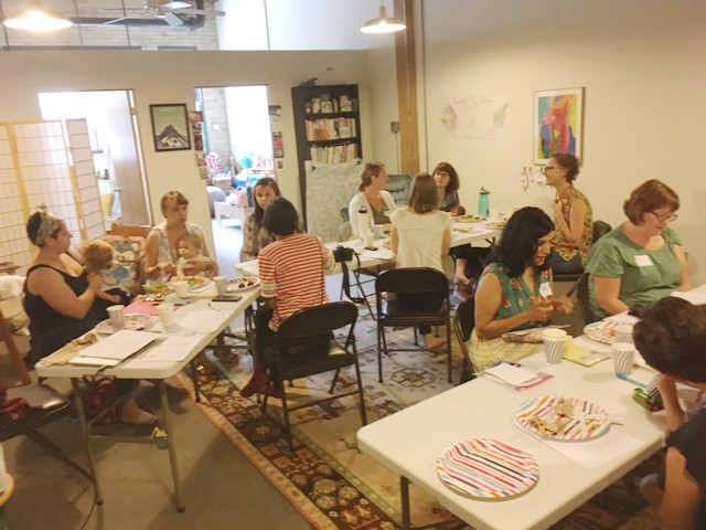 Artist Workshop: The Art of Making it Work with Christa Donner