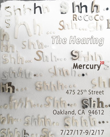 The Hearing at Mercury 20 Gallery