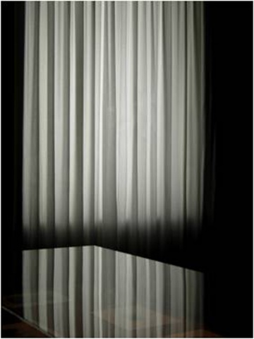 """16"""" x 20"""" archival print from the photo series """"Reframing Experience (at documenta12)""""; 2007"""