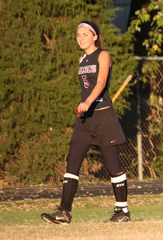 Anna... Falcon Field Hockey 2010