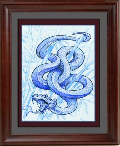 Bamboo Snake